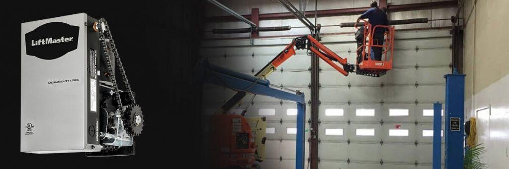 Commercial Garage Door Installation Ann Arbor